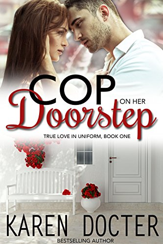 Cop on her Doorstep by Karen Doctor