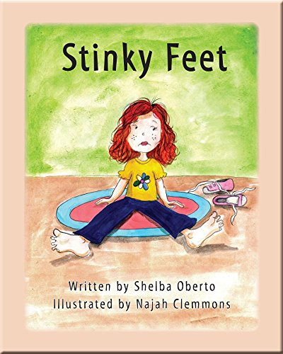 Stinky Feet by Shelba Oberto