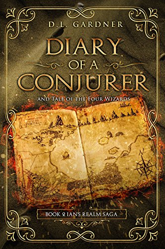Diary of a Conjurer by Dianne Gardner